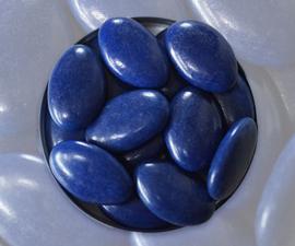 Doopsuiker marine blauw
