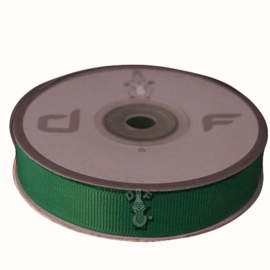 Grosgrain lint Groen 15mm-20m