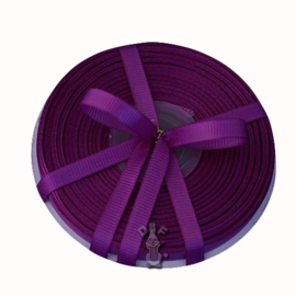 grosgrain lint Violet 6mm-20m