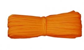 Raffia Oranje 30m