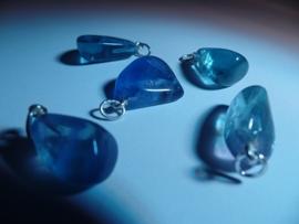 Fluoriet Blauw