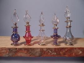 Egyptische Parfumflesjes