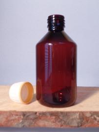 Fles bruin 500 ml