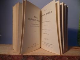 Kleine Medicinische Schriften - Dr. Samuel Hahnemann