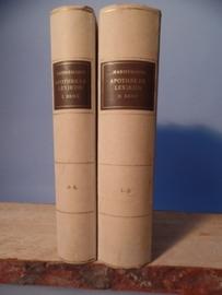 Apothekerlexicon - Dr. Samuel Hahnemann