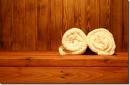 Sauna-geschikt maken van etherische olie naar keuze