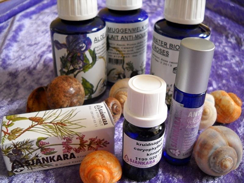 Aromatherapie Start ( = 15% korting )