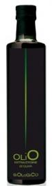San Giovanni - Extra Virgin Olijfolie - Fles 0.5 lt Biologisch