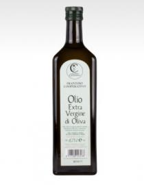 Cantine di Castignano - Extra Virgin Olijfolie - Fles 0.5 lt Biologisch