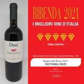 Fattoria DEZI - Marche Rosso IGT - Regina del Bosco