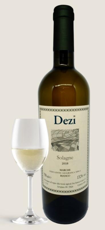 Fattoria DEZI - Marche Bianco IGT - Solange