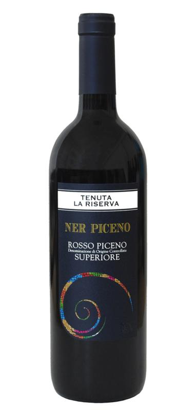 Tenuta La Riserva - Rosso Piceno Superiore Ner Piceno