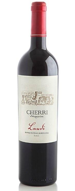 Cherri - Rosso Piceno Superiore DOC Laudi 2012