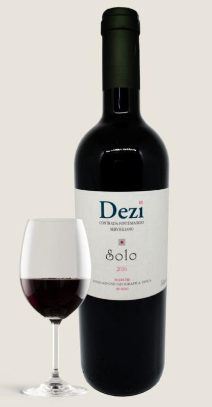 Fattoria DEZI - Marche Rosso IGT - Solo