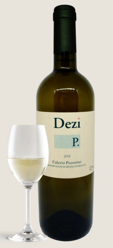 Fattoria DEZI - Falerio Pecorino DOC - P.