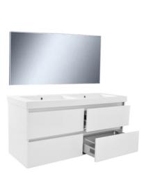 Vision meubelset (incl. spiegel) 120 cm wit