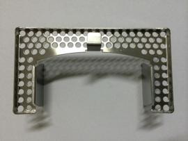 Wiesbaden RVS filter (tbv douchegoot met RVS sifon)