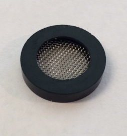 "Riko rubber pakkingsring + filter 1/2"" 18x11x3,5 cm"
