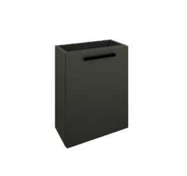 Wiesbaden Marmaris fonteinkast 40 cm mat zwart
