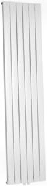 Millenium dubbel sierradiator 200x45 cm 1461 watt wit
