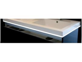 LED onderkastverlichting (tbv badmeubels met diepte 46 cm)