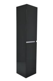 Wiesbaden Vision kolomkast 160x35x35 cm hoogglans grijs