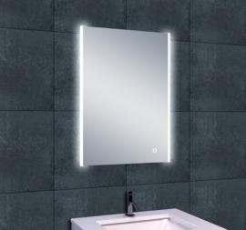 Wiesbaden Duo LED condensvrije spiegel 50x70x3,8 cm