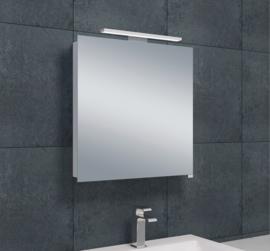 Wiesbaden luxe spiegelkast met LED verlichting 60x60x14 cm