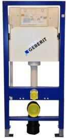 Geberit Duofix Basic UP100 inbouwreservoir + frame + isolatieset en bevestigingsset