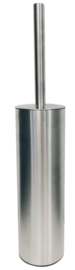 Wiesbaden 304-toiletborstelhouder staand-model RVS