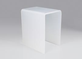 Novellini douchekruk 32x26x44 cm opaal kunststof