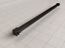 Slim stabilisatiestang 120 cm mat zwart