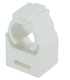 Riko snel- klikzadel 12 mm, 15 mm, 17 mm, 22 mm of 25 mm