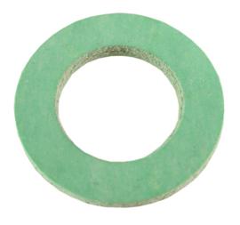 """Riko asbestvrije ringen groen 3/8'' 14x9x2, 1/2"""" 18x10x2 of 3/4"""" 24x14x2 per 100 stuks"""