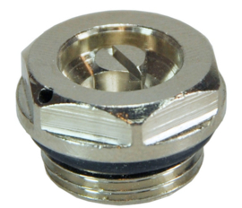 Riko radiator-ontluchter+O-ring 3/8