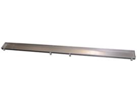 Wiesbaden RVS tegelrooster 50-100 cm