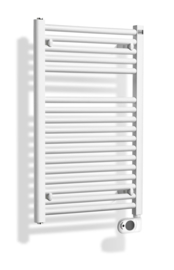 Elara elektrische radiator 76,6 x 60 cm wit