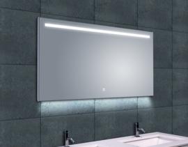Wiesbaden Ambi One LED condensvrije spiegel 120x60x3,7 cm