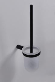 Wiesbaden Ida toiletborstelhouder zwart