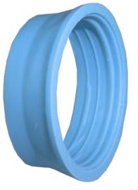Riko conische knelring 32 mm of 40 mm blauw