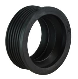 Rubber Manchet 50x40 mm Zwart