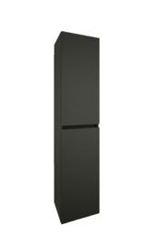 Marmaris kolomkast 160x35x35 cm mat zwart