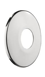 """Wiesbaden kraanrozet met keuze uit 1/2"""" x5 mm, 10 mm, 15 mm, 20 mm of 30 mm, chroom"""