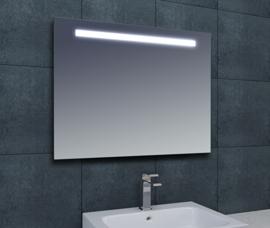 Wiesbaden Tigris spiegel met LED verlichting 60x80x3,1 cm
