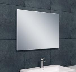Wiesbaden Tigris spiegel met aluminium lijst 80x60x2,1 cm