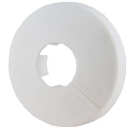 Klemrozet Wit Rond 16 mm