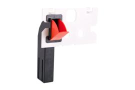 Toiletblokhouder montageset tbv Geberit UP100, UP320, UP300