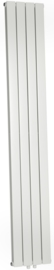 Wiesbaden Millenium-dubbel sierradiator 200x30 cm wit