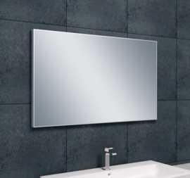 Wiesbaden Tigris spiegel met aluminium lijst 100x60x2,1 cm