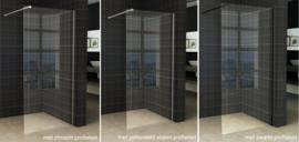Wiesbaden Slim glasplaat helder 100x200 8mm nano
